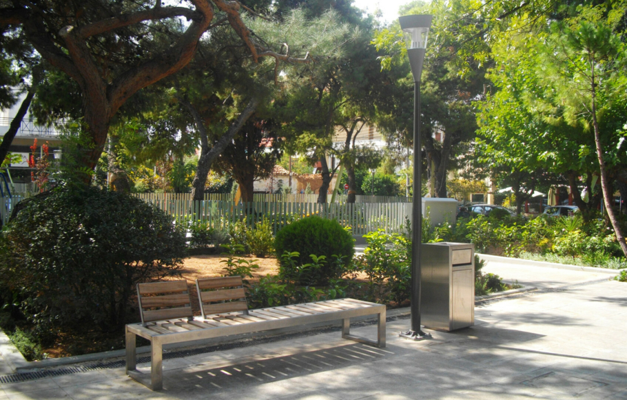 Agias Lavras Square