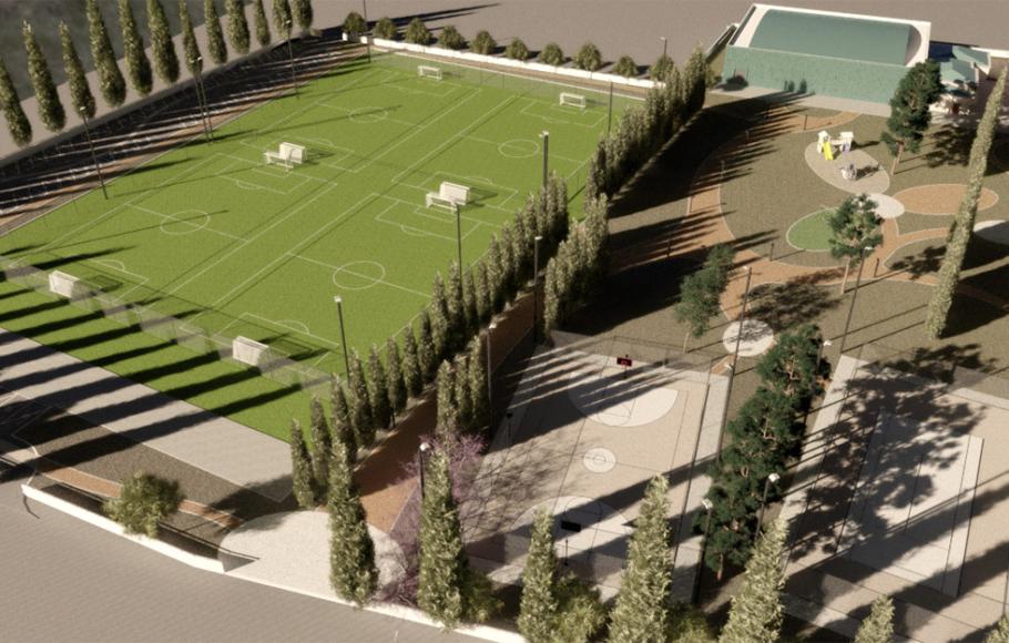 Notatorium-Athletic Park Kifisia