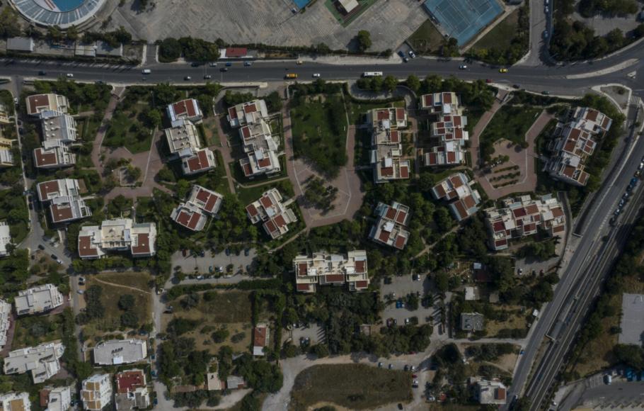 Landscape Plan of Media Village